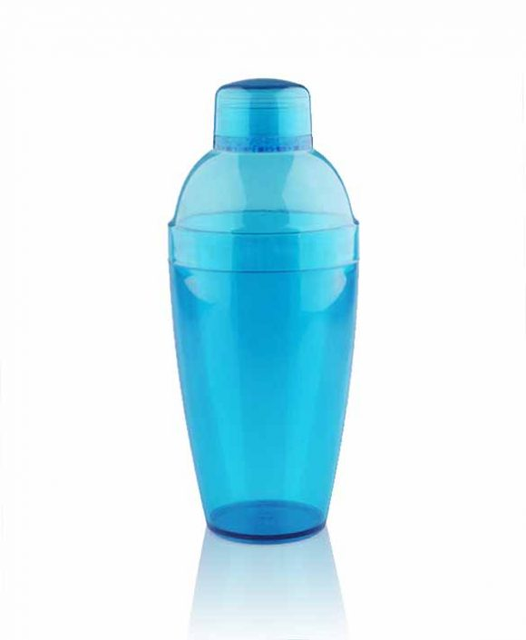 300ml plastic cockail shaker ld-k631