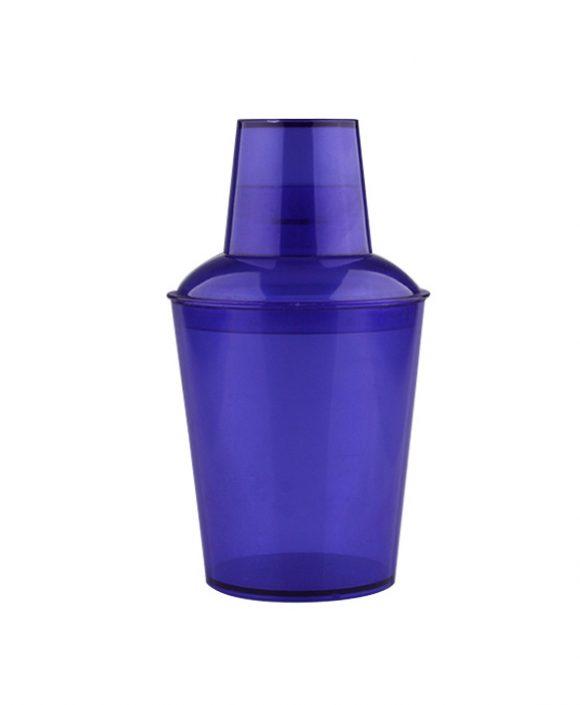 450ml plastic cockail shaker ld-k645