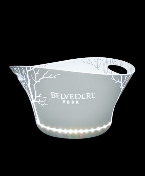 8l led ice bucket ld-b229l